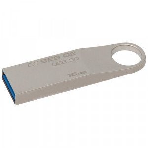 Kingston 16GB USB 3.0 Flash Bellek Metal DTSE9G2/16GB