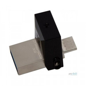 Kingston 16GB USB 3.0 Flash Bellek Micro Duo OTG DTDUO3/16GB