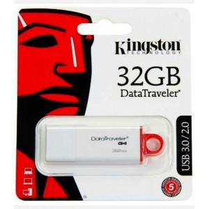 Kingston 32GB USB 3.0 Flash Bellek DTIG4/32GB