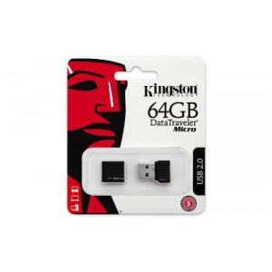 Kingston 64GB USB Flash Bellek Mini USB DTMCK/64GB