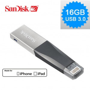 Sandisk 16GB iPhone ve iPad iXpand USB Flash Bellek SDIX40N-016G-GN6NN