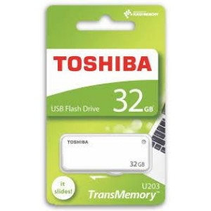 Toshiba 32GB USB Flash Bellek Yamabiko