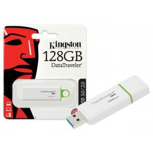 Kingston 128GB USB 3.0 Flash Bellek DTIG4/128GB
