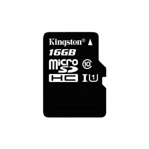 Kingston 16GB Micro SD Class10 Hafıza Kartı SDC10G2/16GB