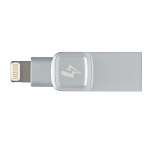 Kingston 128GB Bolt Duo iPhone iPad USB 3.1 Flash Bellek C-USB3L-SR128G-EN
