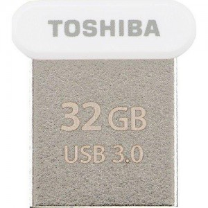 Toshiba 32GB USB 3.0 Mini Flash Bellek Nano THN-U364W0320E4