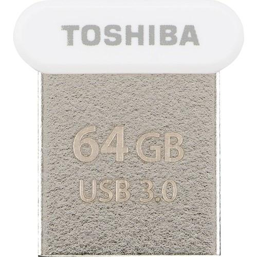 Toshiba 64GB USB 3.0 Mini Flash Bellek Nano THN-U364W0640E4