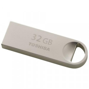 Toshiba 32GB USB Flash Bellek Metal Owahri